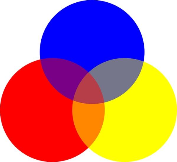 3 màu cơ bản