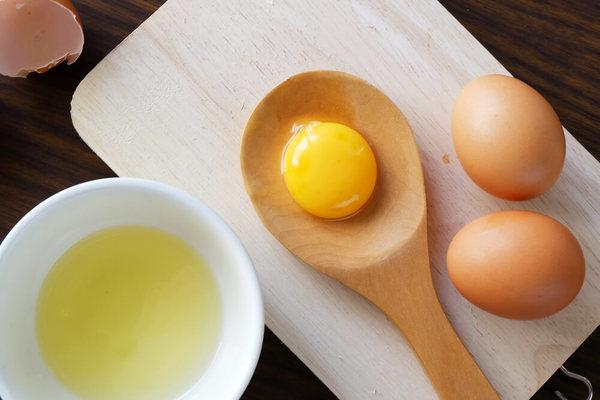 Tách hỗn hợp trứng
