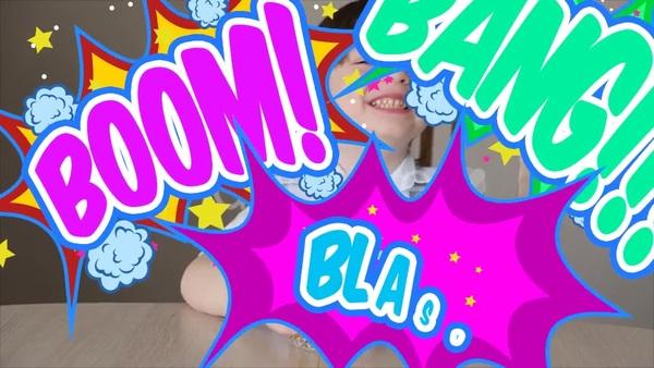 """Comic Bubbles MOGRT có một số hiệu ứng văn bản đáng nhớ nhất. Tạo ra những cú đấm """"pow!"""" và """"bam!"""" cực kỳ bắt mắt"""