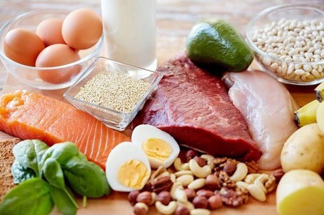 Chú trọng những thực phẩm phát triển về cơ bắp, đề kháng
