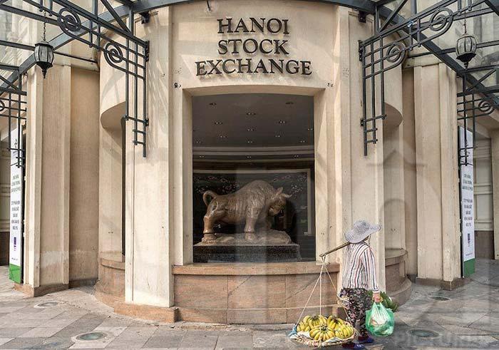 HNX-Index là mã chứng khoán được giao dịch tại Sở Giao dịch Chứng khoán Hà Nội