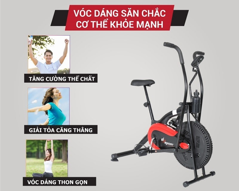 Xe đạp tập Elip - Sport