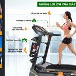 lợi ích máy chạy bộ