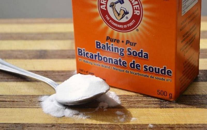 Baking soda là nguyên liệu mang nhiều công dụng