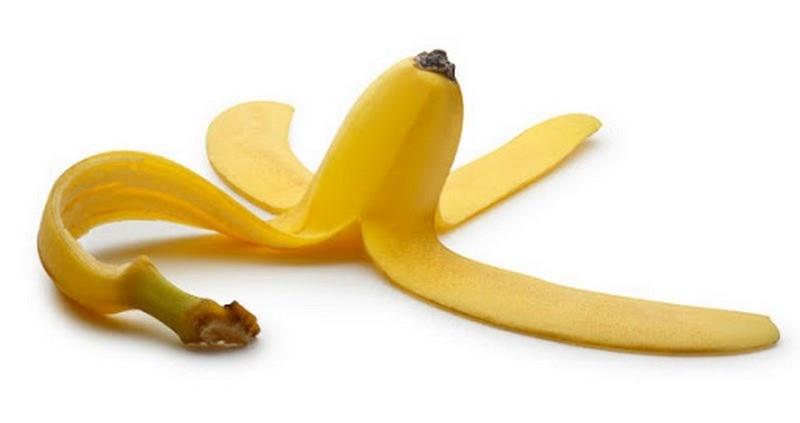 Các chất trong vỏ chuối có thể giúp làm trắng răng