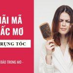 Nằm mơ thấy tóc rụng cảnh báo rất nhiều các vấn đề về sức khỏe. (Nguồn: kubet.club)